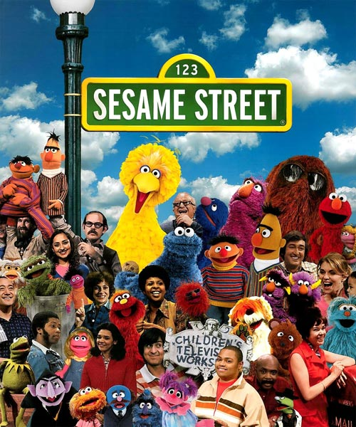 Sesame Street turns 40 today!