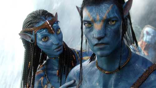 Avatar neytiri and jake sully