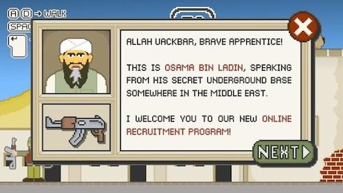 Newgrounds game Mujahedin