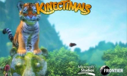 Kinectimals comes to iOS. Beware: Flying Pigs Make Big Shi…