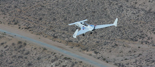 Battery Powered Plane Breaks Record, Batteries Die.