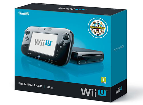 Wii U ready to pre-order today