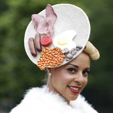 Ascot gets a touch of the Macabre