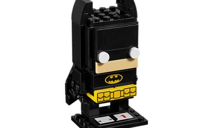Lego BrickHeadz Have Arrived