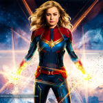 Captain Marvel Review: 90s Nostalgia-Overload