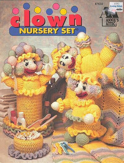 Clown_nursery_set
