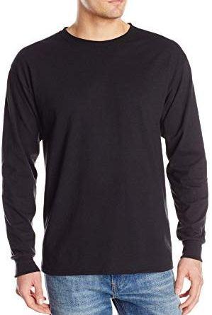 Jerzees Men's Long-Sleeve T-Shirt