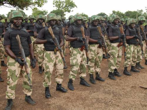 Military Bombards Bandits' Logistics Warehouse In Zamfara