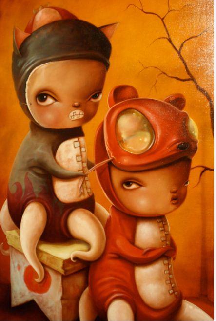 """""""Sentimental"""" by Kathie Olivas"""