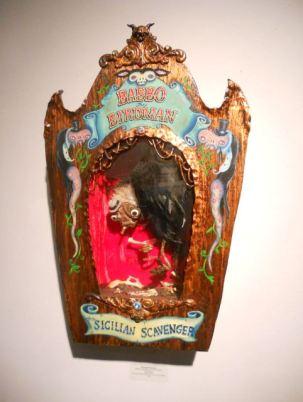 """Babbo, the Birdman / The Sicillian Scavenger"" by Elizabeth Mcgrath"