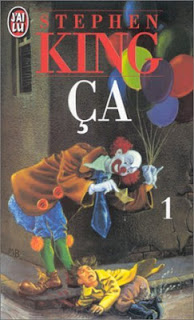 It - Ca - Stephen King - French edition 1 - 1989