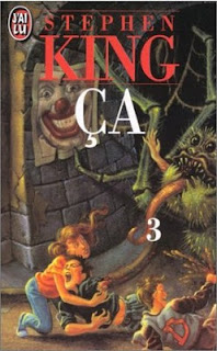 It - Ca - Stephen King - French edition - 1989