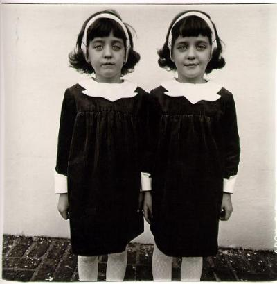 Identical twins, Roselle, N.J.; 1967
