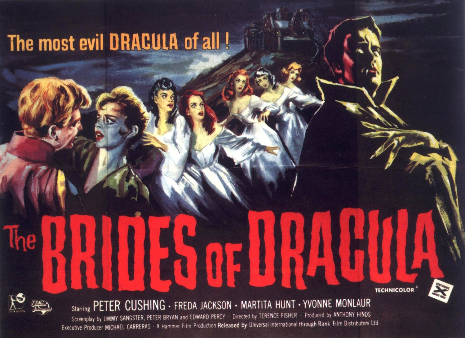 I Can Hardly Believe It Happened: Terence Fisher's The Brides of ...