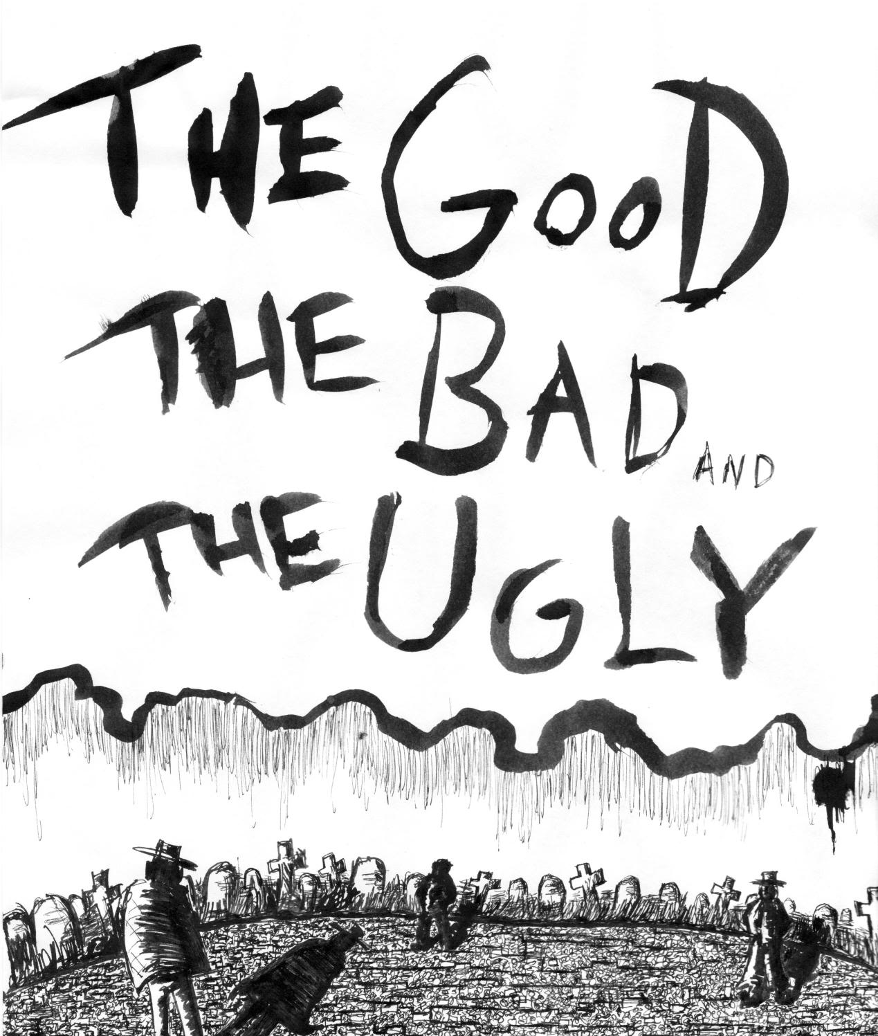 The Good The Bad Amp The Ugly Go Berserk