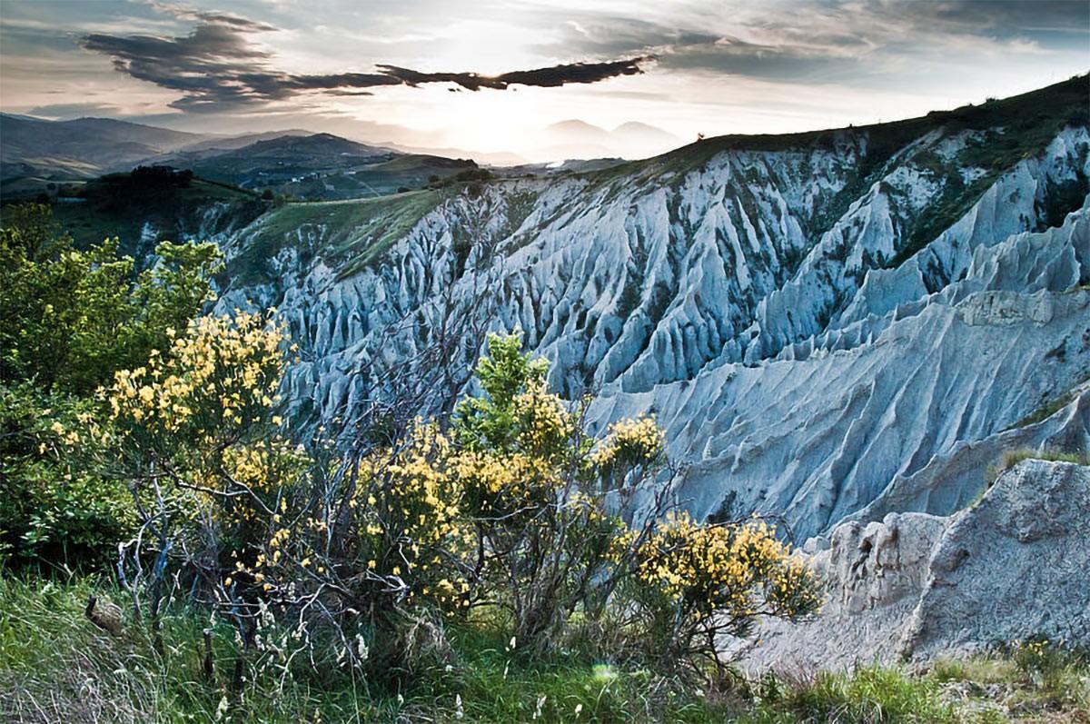 Calanchi-di-Atri italy