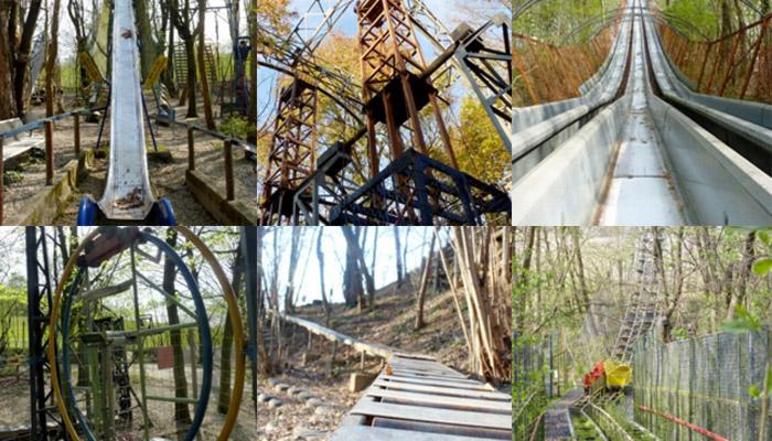 Osteria Ai Pioppi, Human-Powered-Amusement-Park-mechanical-amusement-park