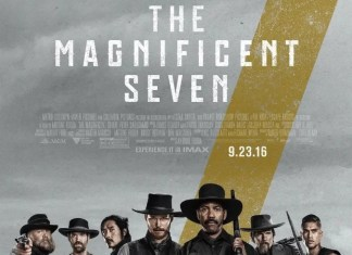 """The Magnificent Seven"" poster"
