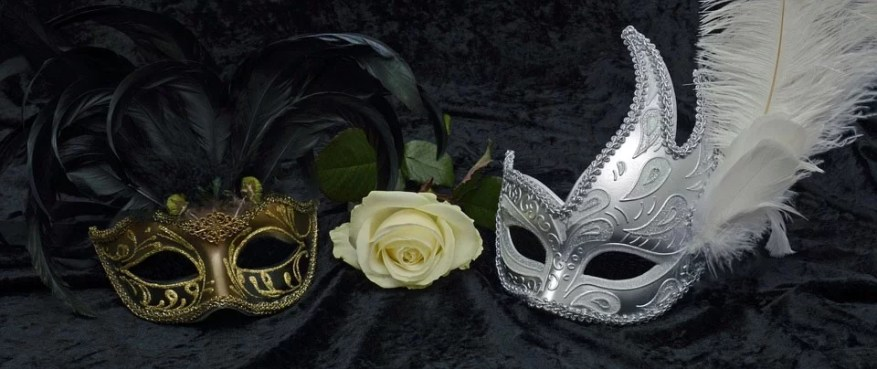 Revellers at the Ridotto used masks to preserve their anonymity