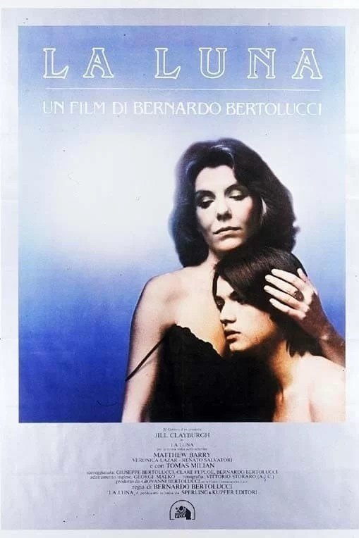 """Poster for the movie """"La Luna"""""""