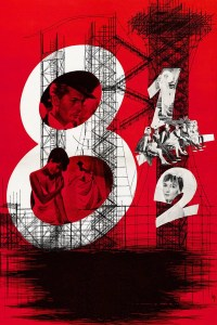 """Poster for the movie """"8½"""""""