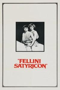 "Poster for the movie ""Fellini Satyricon"""