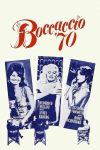 """Poster for the movie """"Boccaccio '70"""""""