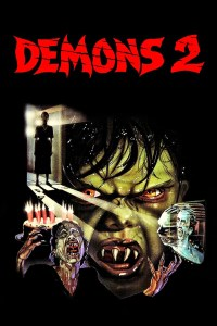"""Poster for the movie """"Demons 2"""""""