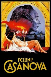 """Poster for the movie """"Fellini's Casanova"""""""
