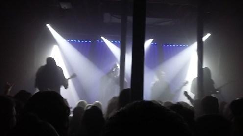 Mayhem at The Fleece, Bristol, 09/06/16