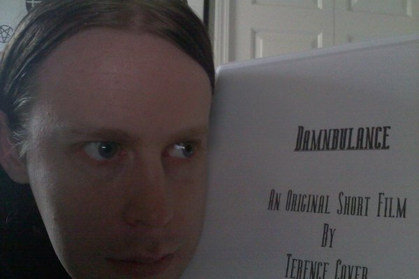 Terence Cover and his Damnbulance script