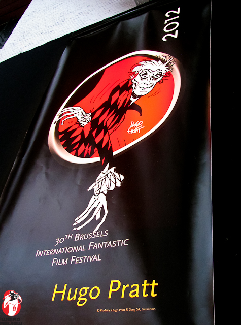 This year's Brussels International Fantastic Film Festival poster