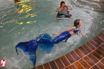 The Mermaid at The World Steam Expo