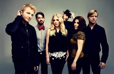 Delta Rae this weekend at the Voodoo Music and Arts Experience!