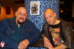 James Pusztay and James Vallo at Days of the Dead