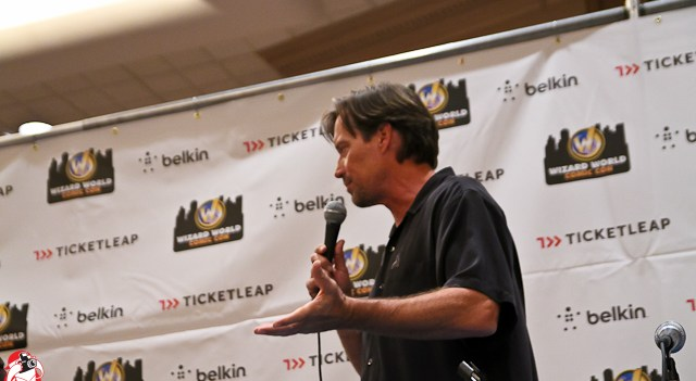 Kevin Sorbo at Wizard World