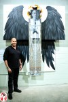 """Brian Whitfield and """"Guardian Angel"""""""