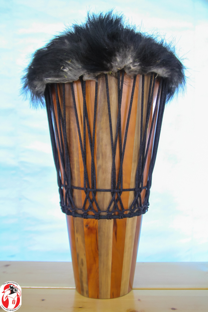 Racchi's drums each have their own unique beauty