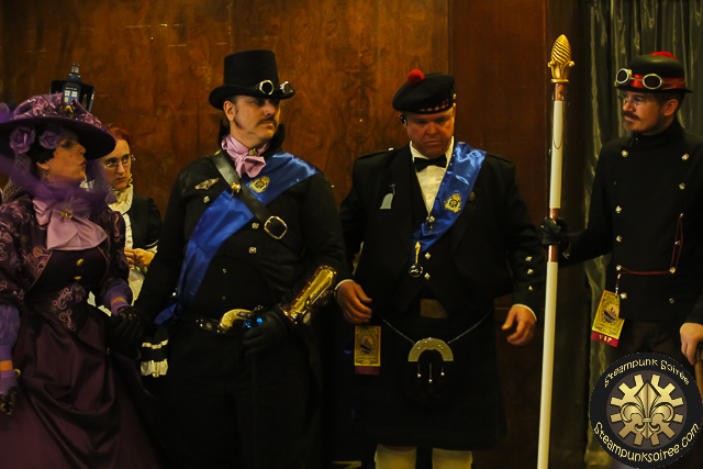 Steamy fun at Her Royal Majesty's Steampunk Symposium
