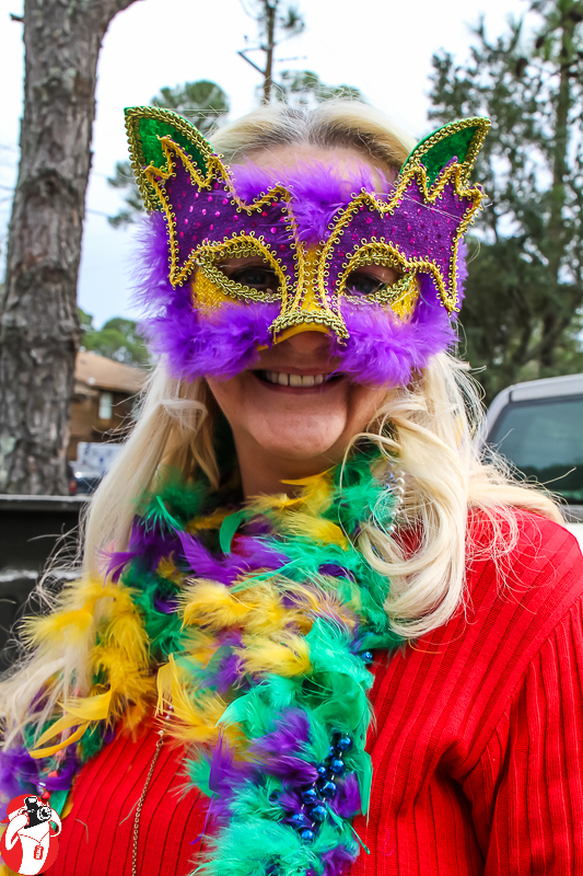 Mardi Gras fun on Dauphin Island