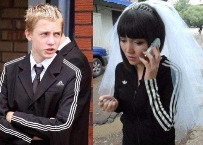 nicotina micro club  Why is Adidas so Popular Among Russians? - Weird Russia