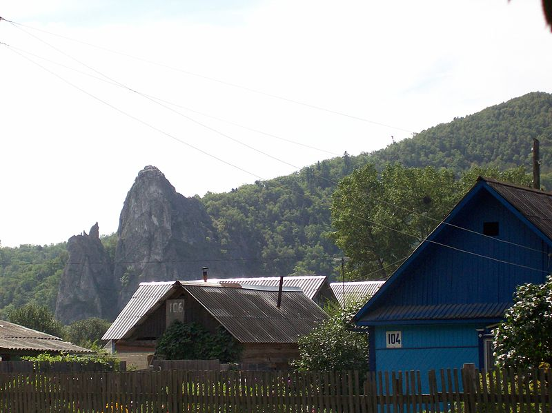 The place where Dersu Uzala and Arsenyev first met. Today it's the place of the settlement named Kavalerovo.