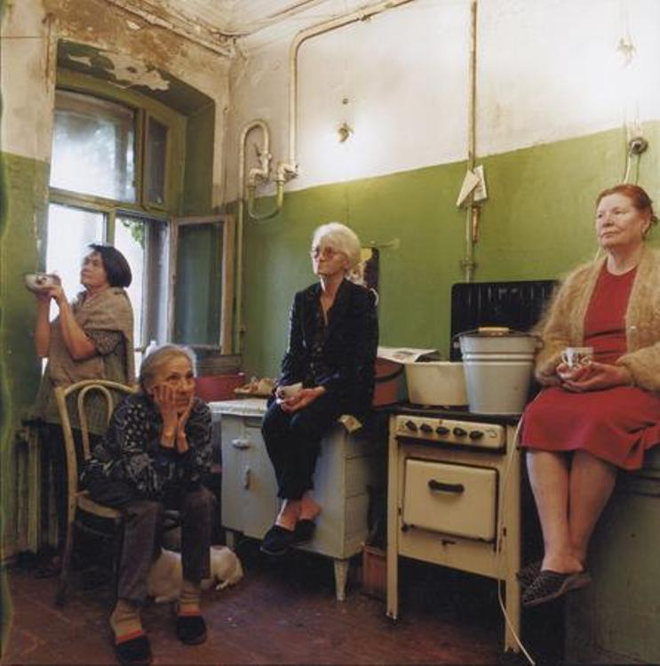 The lack of drugs and prostitution in the USSR greatly impoverished leisure of Soviet senior citizens.