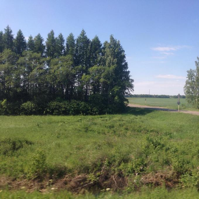 I've just left Siberia. This is how Central Russia looks like