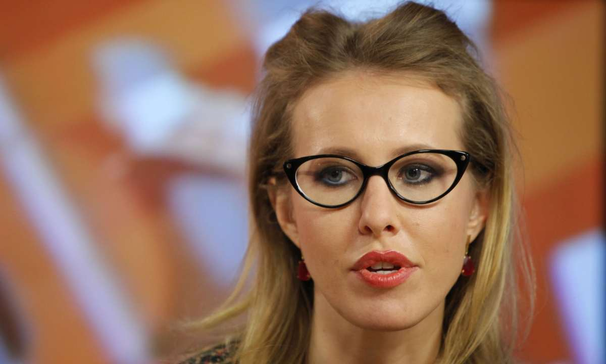 The Mystery of Ksenia Sobchak's Presidential Campaign Website