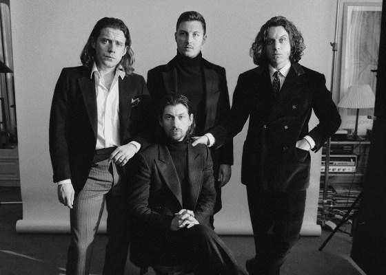 Les Artic Monkeys sortent leur sixième album!