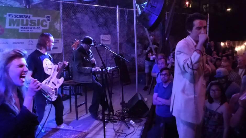 moonlandingz concert