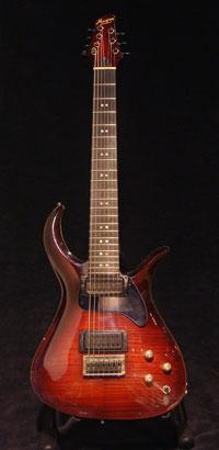 Manson 7String E Guitar
