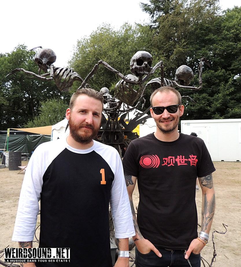 Simon & Geoffrey - LAMBERJACK FEEDBACK - MOTOCULTOR FESTIVAL 2018