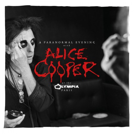 A Paranormal Evening Alice Cooper at the Olympia